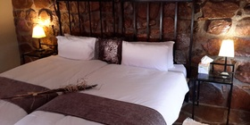 Double Chalet Bed and Breakfast